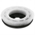 Brosse-disque très souple blanche 355 mm auto-laveuse Karcher