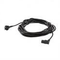 Câble électrique avec fiche aspirateur Karcher