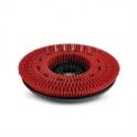 Brosse-disque moyenne rouge 450 mm auto-laveuse Karcher