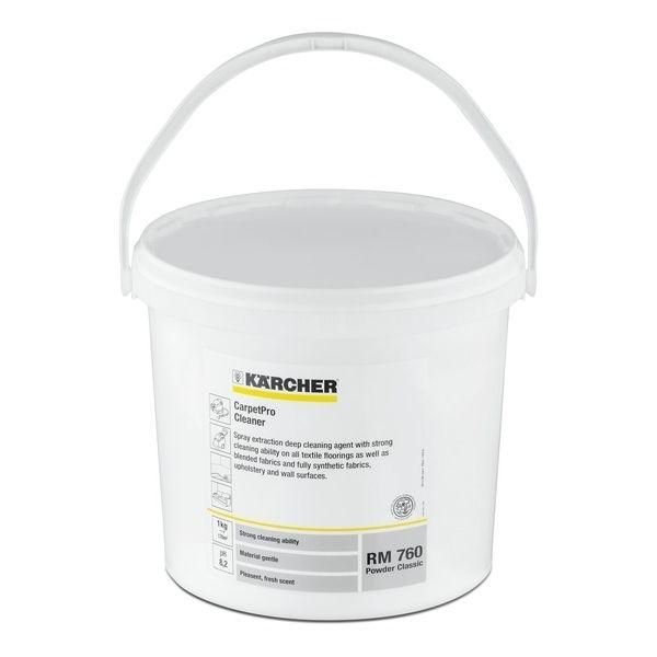 poudre pour injecteur extracteur rm 760 0 8 kg karcher. Black Bedroom Furniture Sets. Home Design Ideas