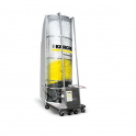 Installation de lavage monobrosse RBS 6012 Karcher