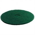Disque pad moyen (lot de 5) vert 381 mm auto-laveuse Karcher
