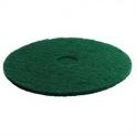 Disque pad à lustrer vert moyen (lot de 5) 405 mm auto-laveuse Karcher