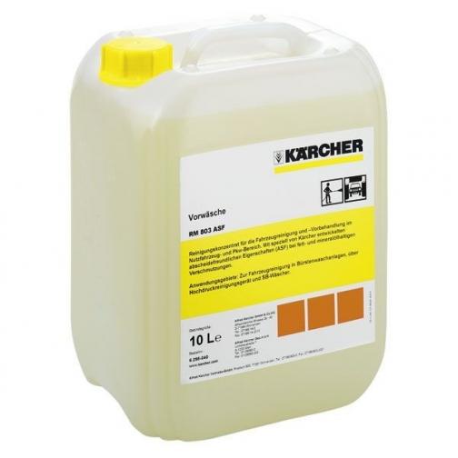 Agent de prélavage RM 803 ASF sans NTA (10 L) Karcher