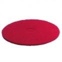 Disque pad souple (lot de 5) rouge 381 mm auto-laveuse Karcher