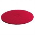 Disque pad à lustrer souple (lot de 5) rouge 405 mm auto-laveuse Karcher