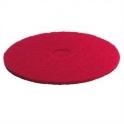Disque pad (lot de 5) souple rouge 356 mm auto-laveuse Karcher