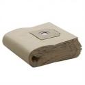 10 filtres papier 2 couches 019 aspirateur Karcher