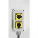 Télécommande 008 M-A chaud/froid détergent 1-2 nettoyeur HP Karcher