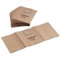 5 filtres papier 2 couches 259 aspirateur Karcher