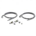 Jeu de flexibles 001 pour fioul nettoyeur HP Karcher