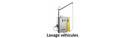 Systèmes de nettoyage pour véhicule